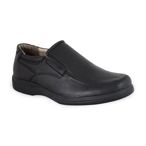 Школьные ортопедические туфли для мальчиков Sursil-ortho артикул 33-317-1