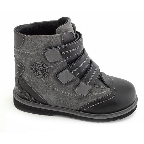 Демисезонные ортопедические ботинки для мальчика Sursil-ortho артикул 23-209