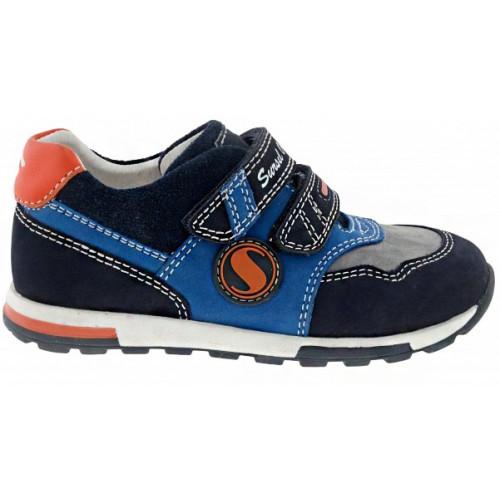 Ортопедические кроссовки для мальчиков Sursil-ortho артикул 55-167