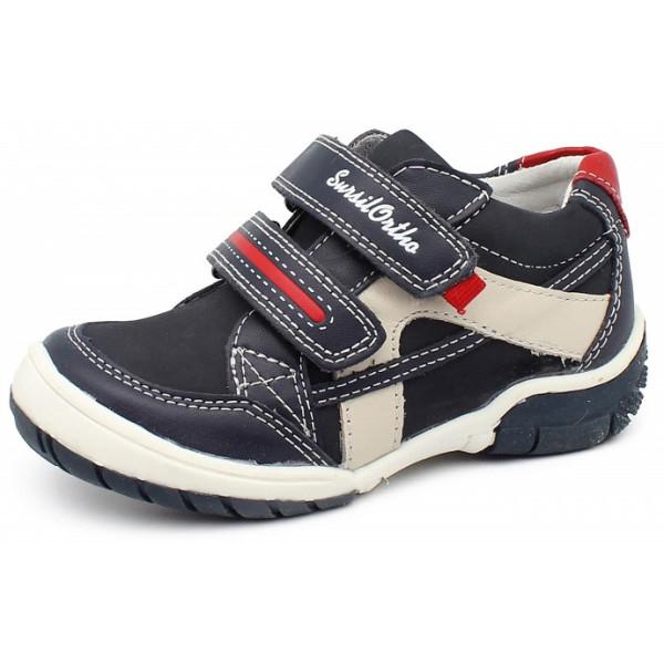 Ортопедические кроссовки для мальчиков Sursil-ortho артикул 55-163-1
