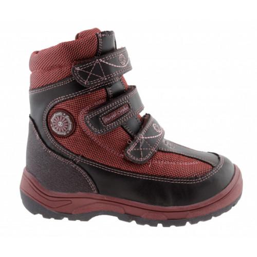 Зимние ортопедические ботинки для девочки Sursil-ortho артикул А43-045