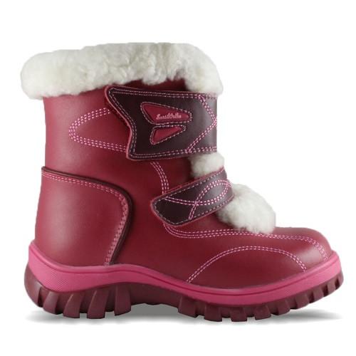 Зимние ортопедические ботинки для девочки Sursil-ortho артикул А44-075-1