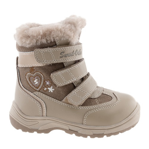 Зимние ортопедические ботинки для девочек Sursil-ortho артикул А43-050