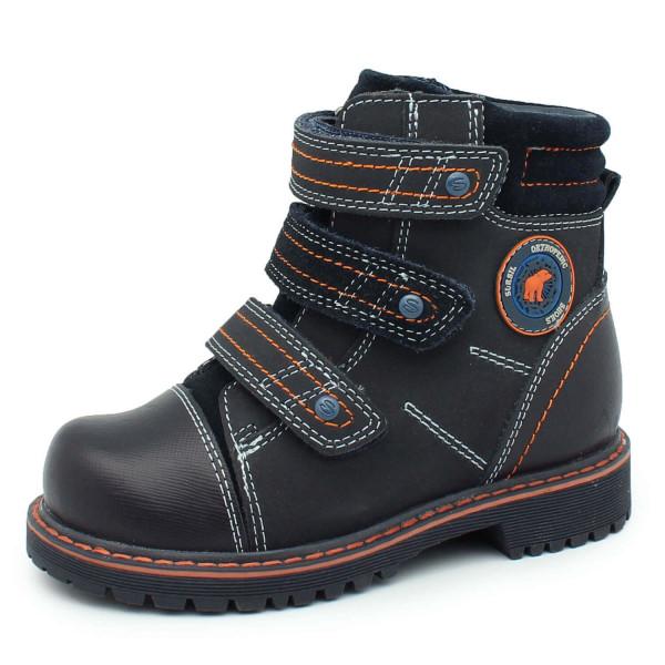 Зимние ортопедические ботинки Sursil-ortho А45-013