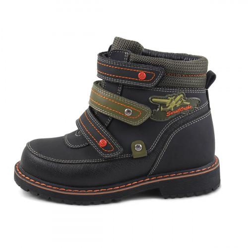 Зимние ортопедические ботинки для мальчика Sursil-ortho артикул  А45-012