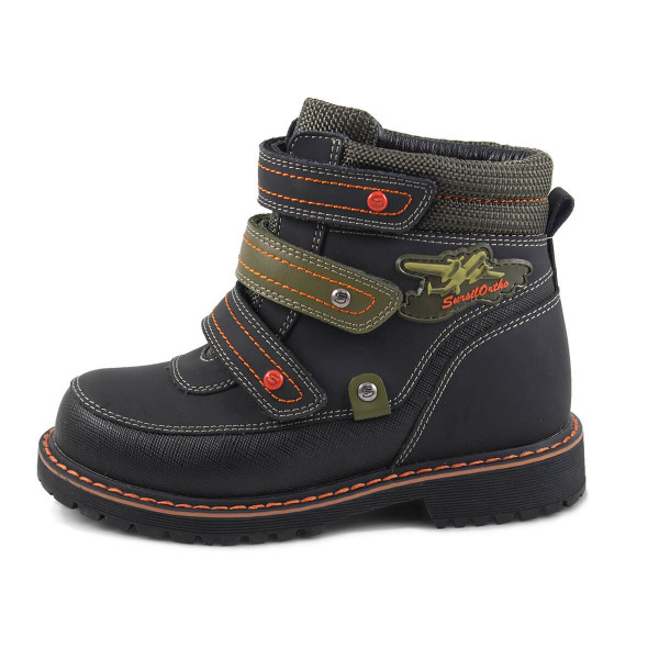 Зимние ортопедические ботинки Sursil-ortho А45-012