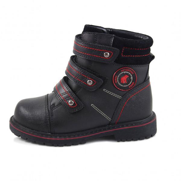 Зимние ортопедические ботинки Sursil-ortho А45-067