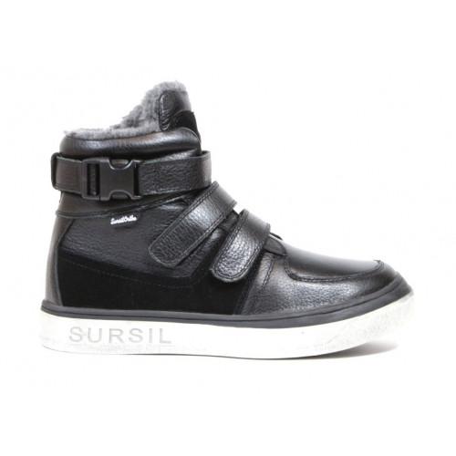Детские ортопедические ботинки для мальчиков Sursil-ortho артикул А44-076