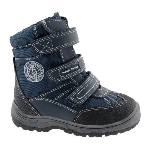 Зимние ортопедические ботинки для мальчиков Sursil-ortho артикул А43-036