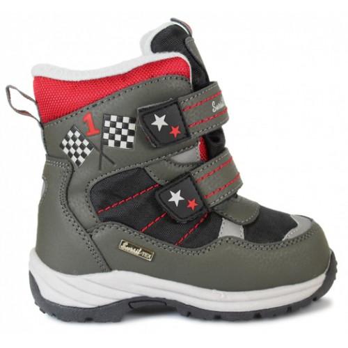 Зимние ортопедические ботинки для мальчиков Sursil-ortho артикул A45-116
