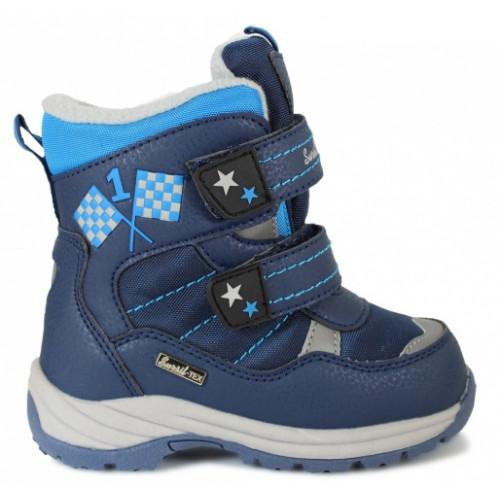 Зимние ортопедические ботинки для мальчиков Sursil-ortho артикул A45-117