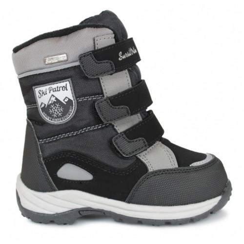 Зимние ортопедические ботинки для мальчиков Sursil-ortho артикул A45-118