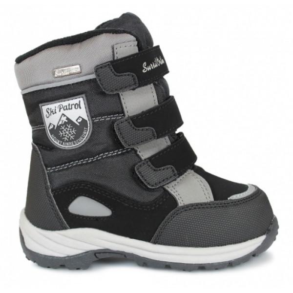 Зимние ортопедические ботинки Sursil-ortho артикул A45-118