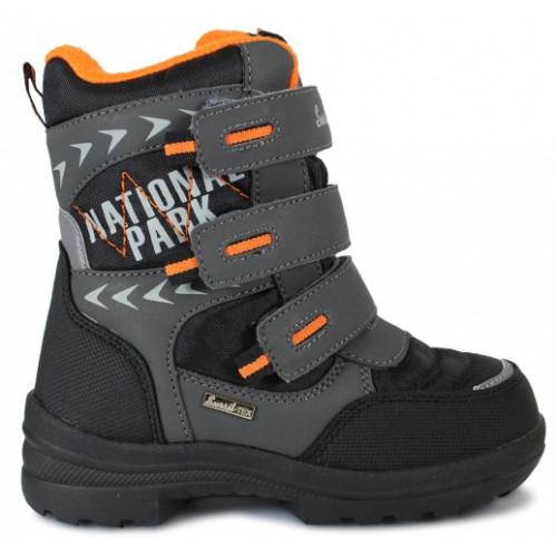 Зимние ортопедические ботинки для мальчиков Sursil-ortho артикул A45-121