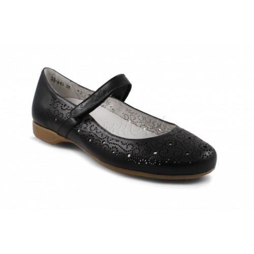 Школьные ортопедические туфли Sursil-ortho артикул 33-443