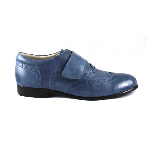Школьные ортопедические туфли Sursil-ortho артикул 33-323