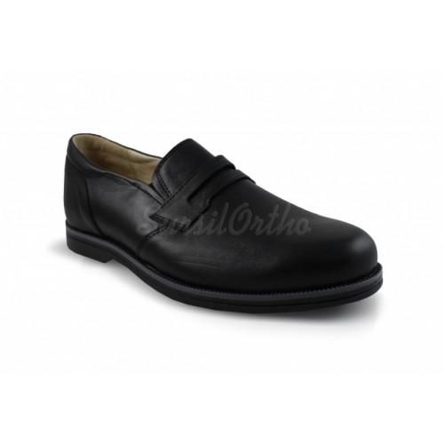 Школьные ортопедические туфли для мальчиков Sursil-ortho артикул 33-386