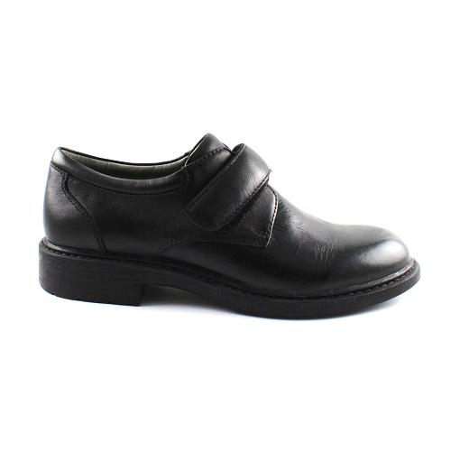 Школьные ортопедические туфли для мальчиков Sursil-ortho артикул 33-439