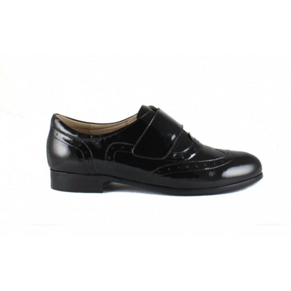 Школьные ортопедические туфли Sursil-ortho артикул 33-323-3
