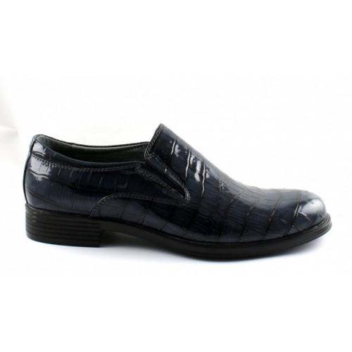 Школьные ортопедические туфли Sursil-ortho артикул 33-437