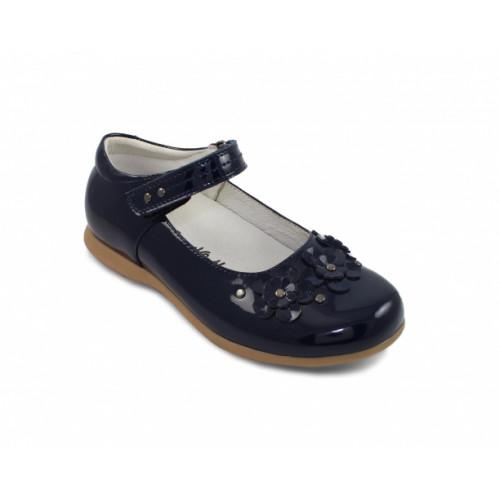 Школьные ортопедические туфли Sursil-ortho артикул 33-415
