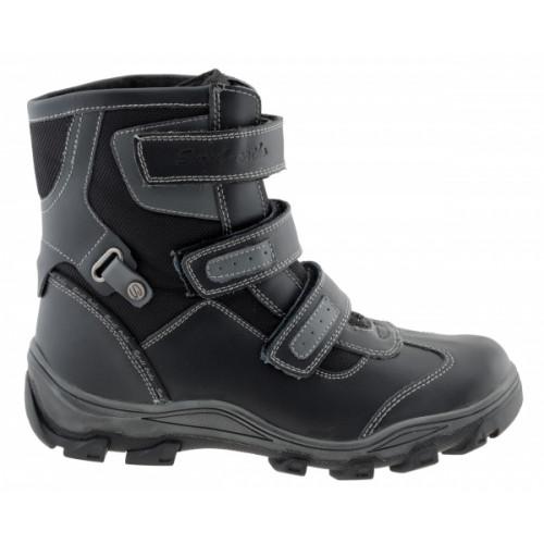 Зимние ортопедические ботинки для мальчика Sursil-ortho артикул A10-026