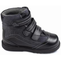 Ортопедические ботинки антиварусные Sursil-ortho артикул AV23-208-1