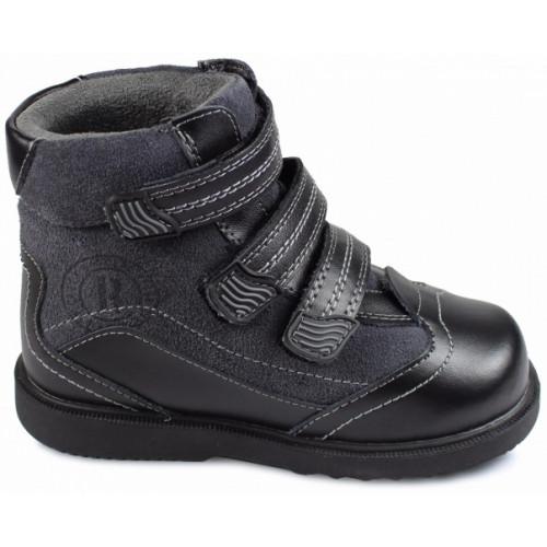 Ортопедические антиварусные ботинки Sursil-ortho артикул AV23-208-1