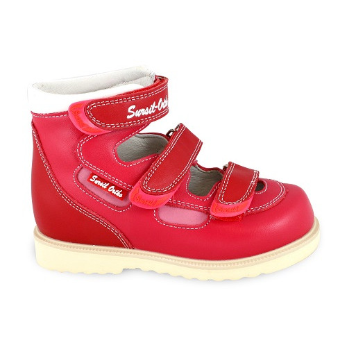 Детские ортопедические сандалии для девочек Sursil-ortho артикул 14-137
