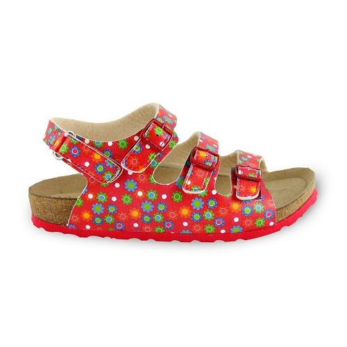 Детские ортопедические сандалии для девочек Sursil-ortho артикул 12-131