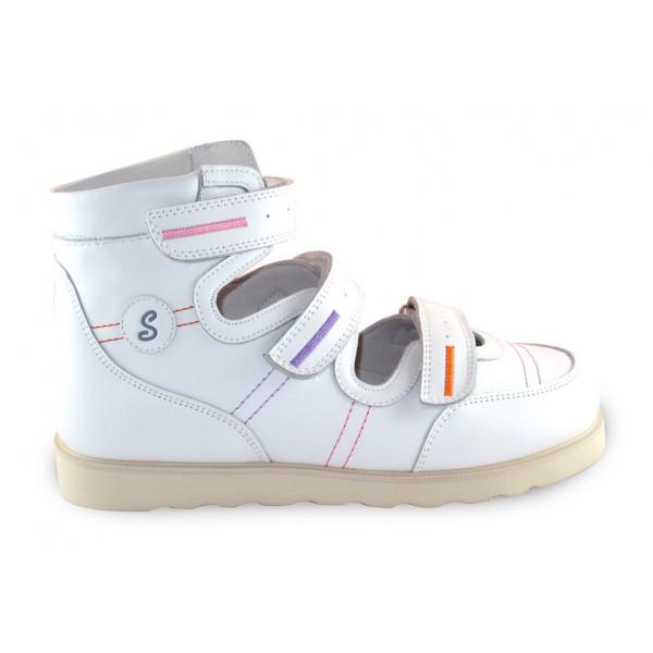 Антивальгусные ортопедические сандалии для мальчиков Sursil-ortho артикул 13-126