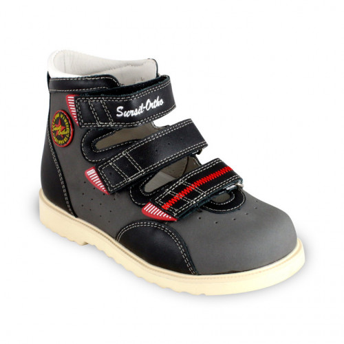 Детские ортопедические сандалии для мальчиков Sursil-ortho артикул 14-134