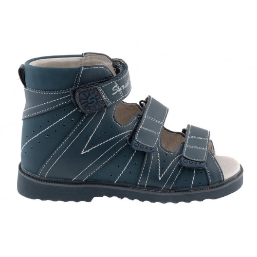 Детские ортопедические сандалии для мальчиков Sursil-ortho артикул 13-106