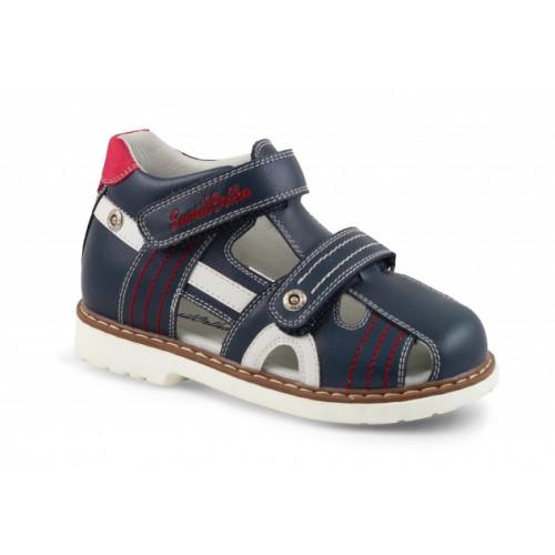 Детские ортопедические сандалии для мальчиков Sursil-ortho артикул 55-303