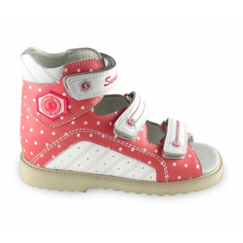 Детские ортопедические сандалии для девочек Sursil-ortho артикул 15-245