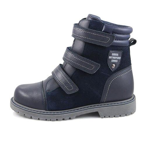 Ортопедические ботинки для мальчика Sursil-ortho артикул А45-075