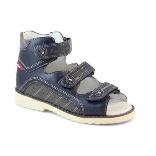 Ортопедические сандалии при вальгусе Sursil-ortho артикул 15-253