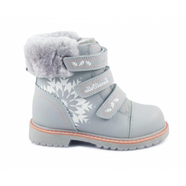 Зимние ортопедические ботинки Sursil-ortho А45-020