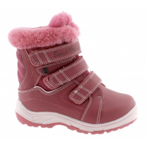 Зимние ортопедические ботинки для девочки Sursil-ortho артикул А43-046