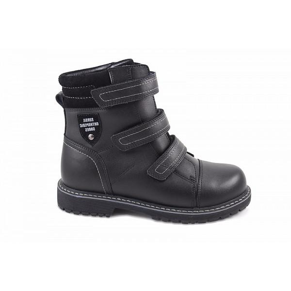 Зимние ортопедические ботинки Sursil-ortho А45-074