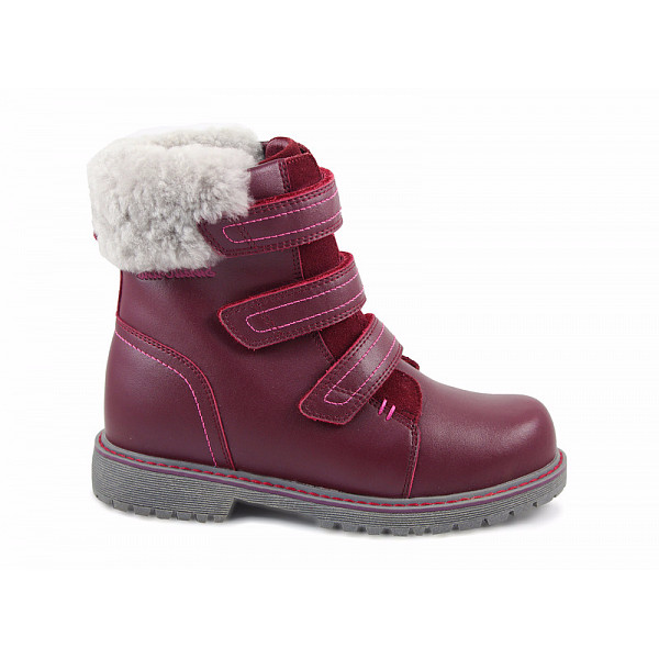 Зимние ортопедические ботинки Sursil-ortho А45-078