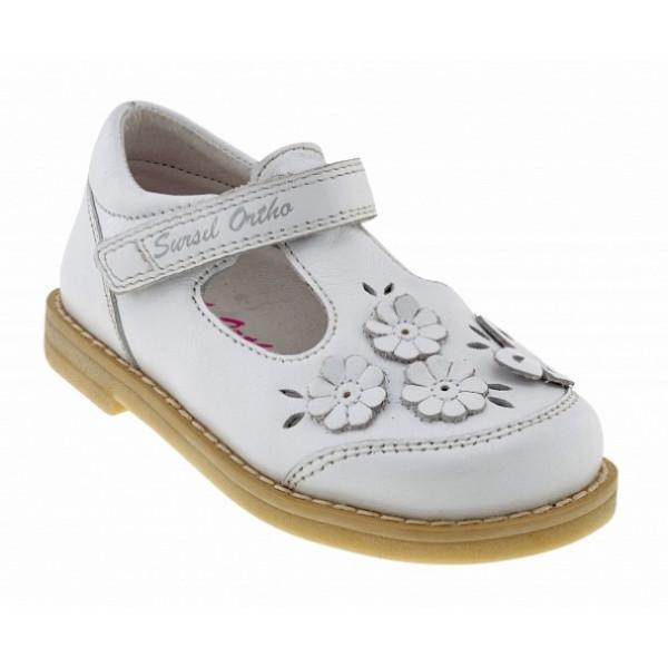 Ортопедические туфли для девочек Sursil-ortho артикул 55-171