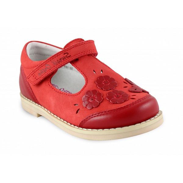 Ортопедические туфли для девочек Sursil-ortho артикул 55-189