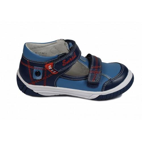 Ортопедические кроссовки для мальчиков Sursil-ortho артикул 55-307-1