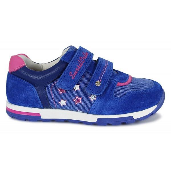 Ортопедические кроссовки для девочек Sursil-ortho артикул 65-126