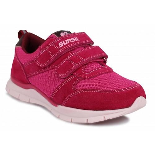 Ортопедические кроссовки для девочек Sursil-ortho артикул 65-140
