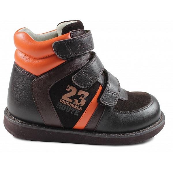 Ортопедические ботинки на осень-весну Sursil-ortho 23-252