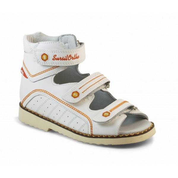 Антивальгусные ортопедические сандалии Sursil-ortho 15-254S (для узкой стопы)