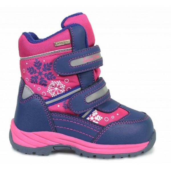 Ортопедические ботинки на зиму Sursil-ortho артикул A45-142