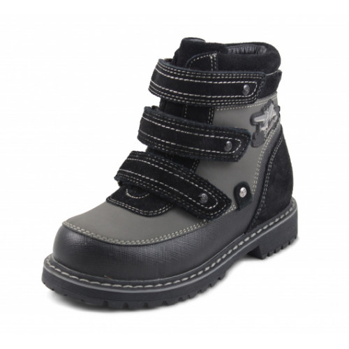 Зимние ортопедические ботинки для мальчика Sursil-ortho артикул А45-064